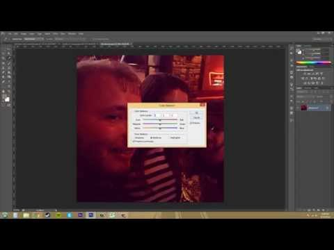 Photoshop CS6 Tutorial - 109 - Color Balance
