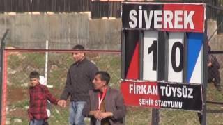 Siverek Belediyespor 5 -  Akçakale Spor 1