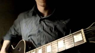 урок 00431 (подвижная аппликатура аккорда, легатная техника)