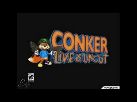 Conker: Live & Reloaded Xbox Trailer - Conker:Live and