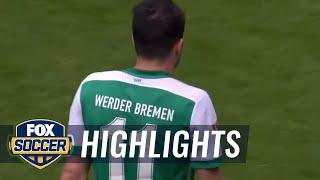 Video Gol Pertandingan Werder Bremen vs FC Augsburg