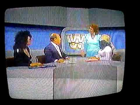 Sensational Sherri & Fabulous Moolah confrontation