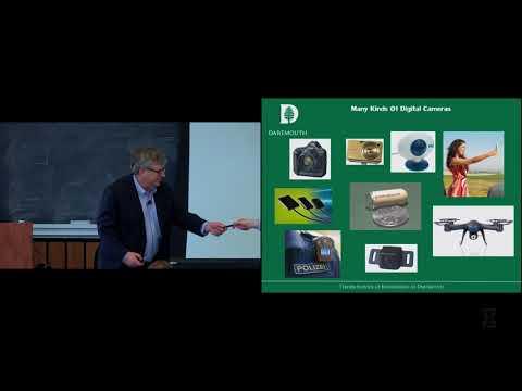 Quanta Image Sensor: megapixel photon counting image sensor - Eric R. Fossum, Dartmouth