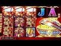 Chasing **HUGE** Grand jackpot on Dancing Drums