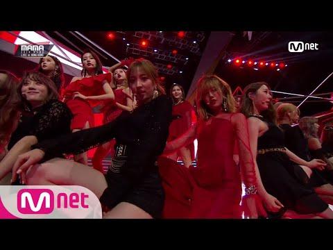 OH MY GIRL & WJSN_Girls On Top(MAMA Ver.)� MAMA in HONG KONG 181214