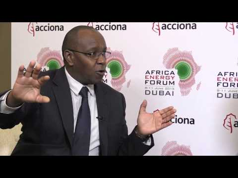 George Njenga, Sub-Sahara Africa Leader, Distributed Power, GE Power & Water