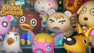 """Animal Crossing: New Horizons - """"Deserted Island Getaway Package"""" Trailer"""