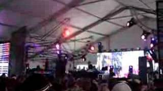 Sasha & John Digweed @ Virgin Festival 2007