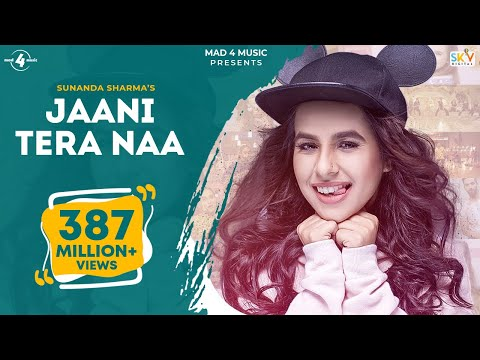 JAANI TERA NAA (Full Video) | SUNANDA SHARMA | New Punjabi Songs 2017 | AMAR AUDIO