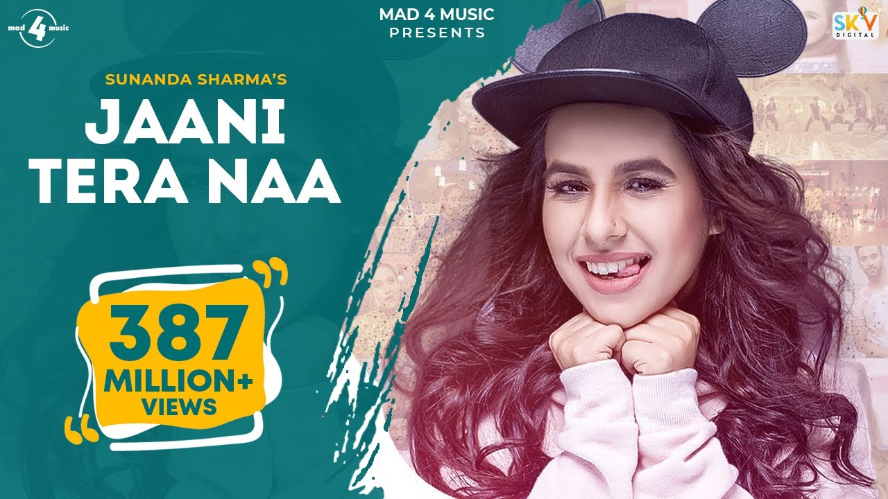 Download JAANI TERA NAA (MUMMY NU PASAND) | SUNANDA SHARMA | JAANI | New Punjabi Songs 2017 | MAD 4 MUSIC