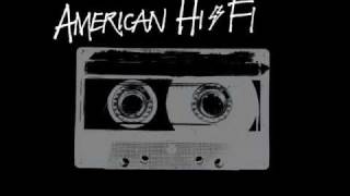 Watch American HiFi Im A Fool video