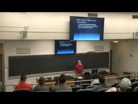 Mike Barlow - Web Accessibility (MUTech)