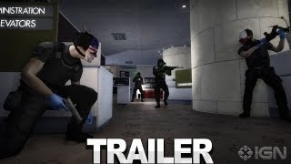 Payday: The Heist Trailer - No Mercy