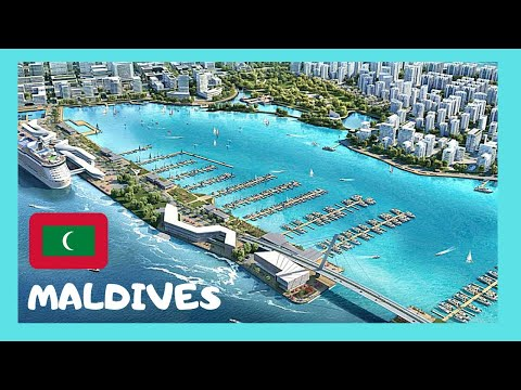 Witnessing the birth of a new island in the Indian Ocean, The Maldives