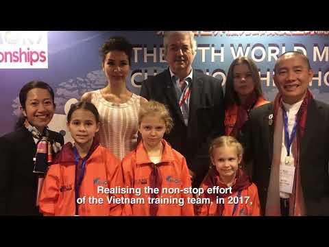 Hành trình đến với chung kết cuộc thi Siêu trí nhớ Việt Nam năm 2019