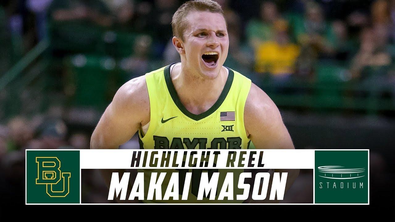 c030b5b412ab Makai Mason Baylor Basketball Highlights - 2018-19 Season