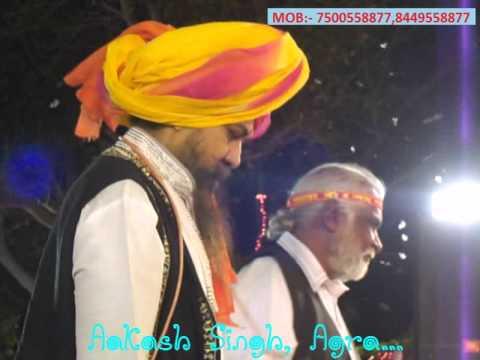 Meri Maiya Ki Chunri Kamal Hai 4th Day Chaitra Navratri Jagran in Kellai~ Lakhbir Singh Lakha Live
