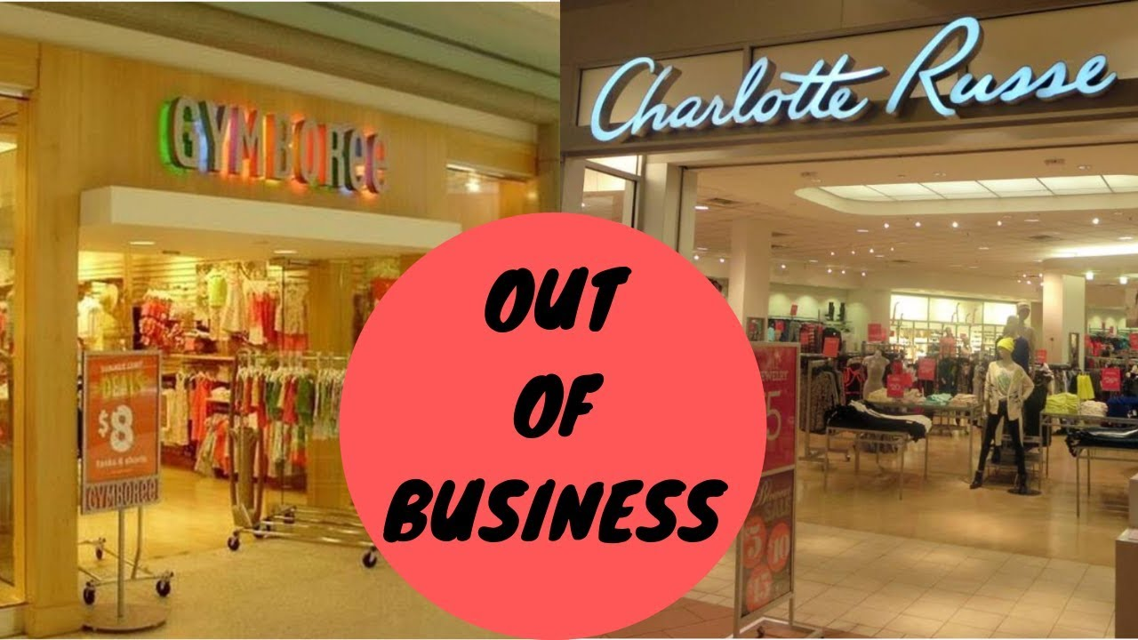 Charlotte Russe closing all stores, going out of business