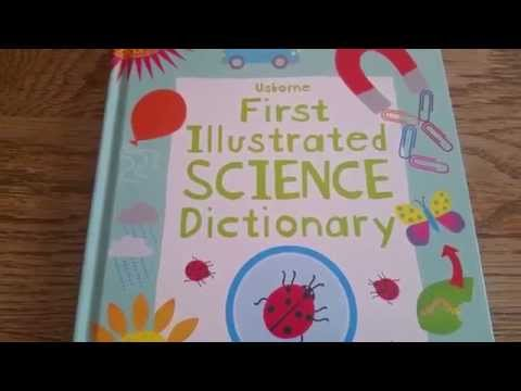 First Illustrated Science Dictionary - Usborne Books & More