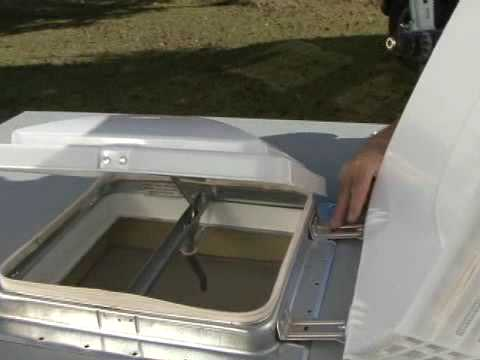 How To Install A Maxx Air Ii Vent Cover By Rv Education