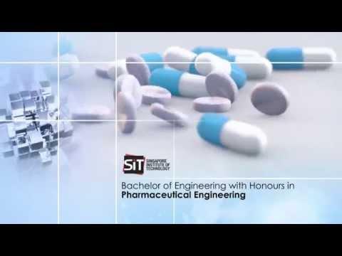 SIT - BEng (Hons) Pharmaceutical Engineering