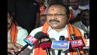 BJP AP President Kanna Lakshmi Narayana Comments On AP TDP | Eluru In West Godavari | Studio N