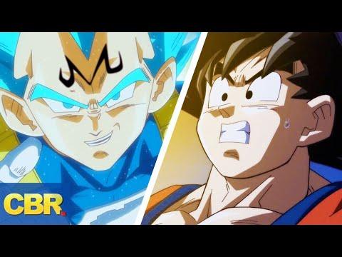 10 Worst Things Vegeta Did To Goku In Dragon Ball
