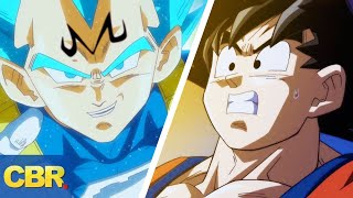 10 Worst Things Vegeta Did To Goku In Dragon Ball