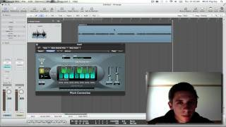 Logic Pro 9 Tutorial - Built in Auto-Tune