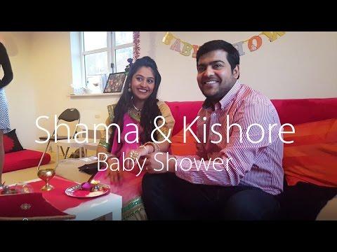 Shama & Kishore Baby Shower