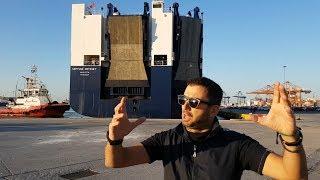 Τι μεγάλο έχει μέσα αυτό το καράβι των 168 μέτρων;