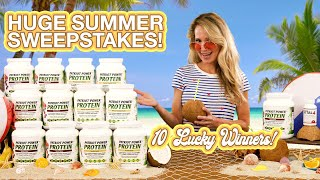 Patriot Health Alliance Summer Sweepstakes   Enter to Win Today  🏆⭐