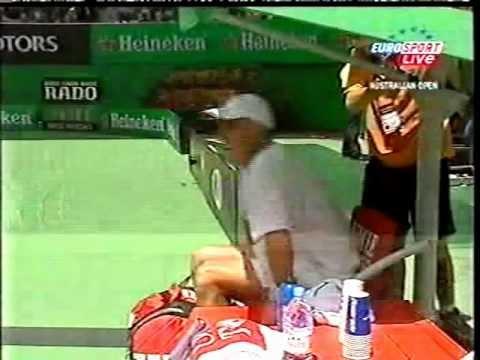 Australia Open 2004 3runda M.Safin-T.Martin part1