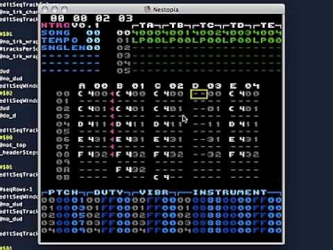 Duty Cycle Generator - NES Music by Neil Baldwin