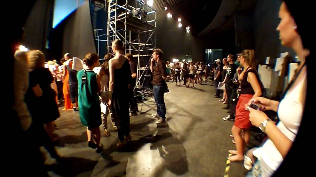 Berlin Backstage