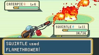 If Pokemon moves were actually realistic 2