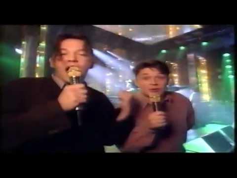 Top of the Pops  19th October 1995   Lee & Herring Present Wildchild Renegade Master.
