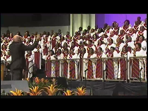 """Wonderful Is Your Name"" Hezekiah Walker - United Voices Choir (amazing)"
