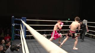 HOOST CUP SPIRIT5京都「安保璃紅VS泰良拓也」 thumbnail