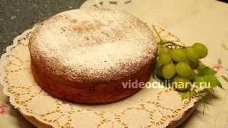 Бисквит - Рецепт Бабушки Эммы