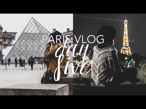 Paris Vlog: Day Five (The Louvre, Tuileries Garden & Place de la Concorde)