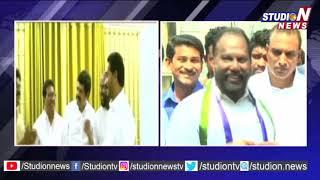 Amalapuram MP Ravindra Babu Joins YCP In Jaganand#39;s Presence