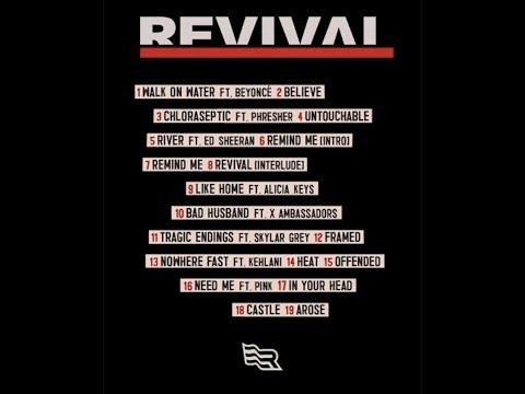 Eminem's Revival Album Mp3 Zip Download.