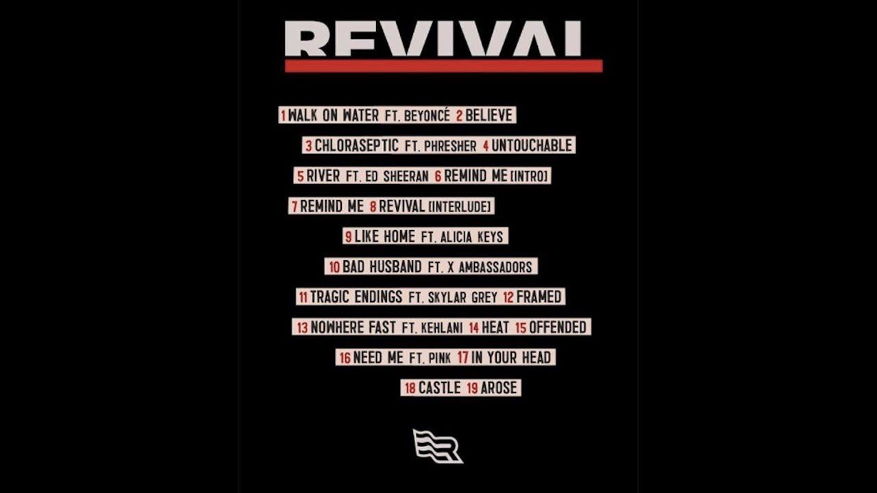 eminem revival album download mp3