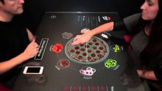 Pizza Hut  Interactive Concept Table Full HD