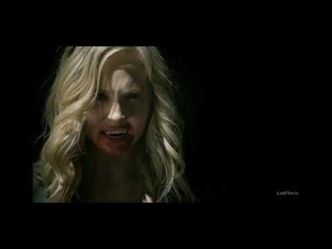 В какой серии кэролайн стала вампиром