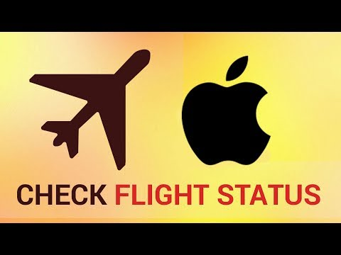 How To Quickly Look Up Flight Status App Data On IPhone And IPad