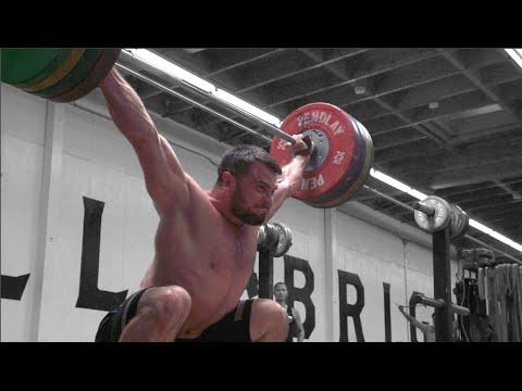 BB RAW | OLYMPIC GOLD MEDALIST ALEKSEY TOROKHTIY