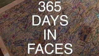 Everyone - 365 Days in Faces [StopGo MVT™]