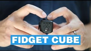 Fidget Cube - Cube Shaped Toy That Helps You Fidget